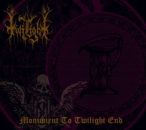 Twilight - Monument to Twilight End 2CD