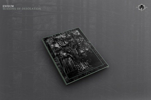 Enisum - Seasons of Desolation A5 Digipak