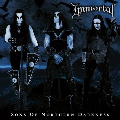 Immortal - Sons of Northern Darkness CD+DVD