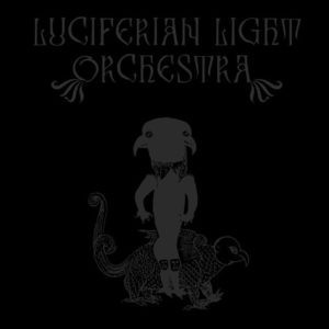 Luciferian Light Orchestra - Black EP